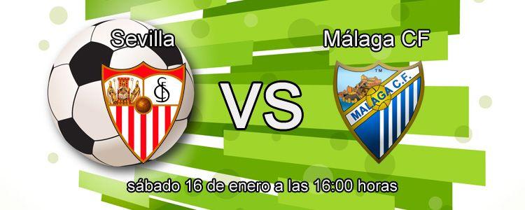 Consejos para apostar con Bwin en el partido Sevilla - Malaga