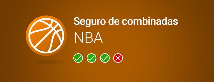 Luckia ofrece un nuevo seguro de combinadas NBA