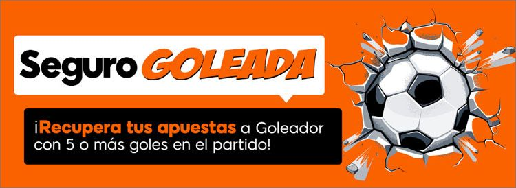 Promocion 888sport: Seguro Goleada