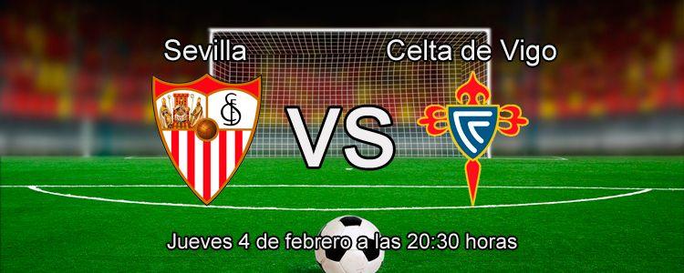 Sevilla y Celta en la semifinal de la Copa del Rey