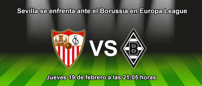 Sevilla se enfrenta ante el Borussia en Europa League