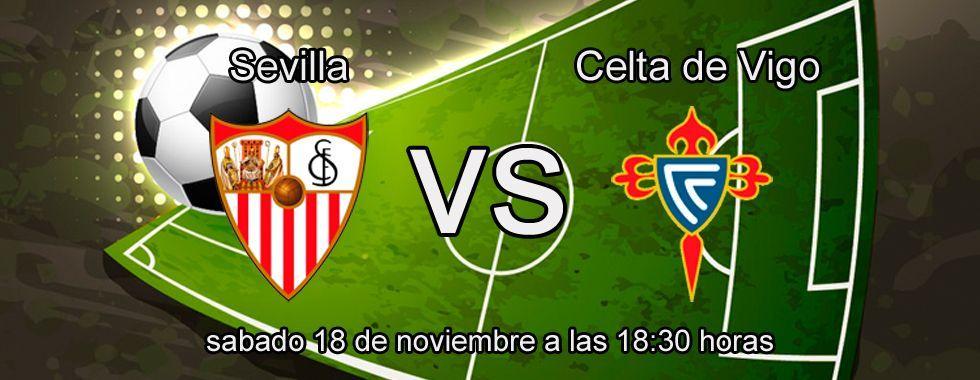 Consejos apuestas partido: Sevilla - Celta