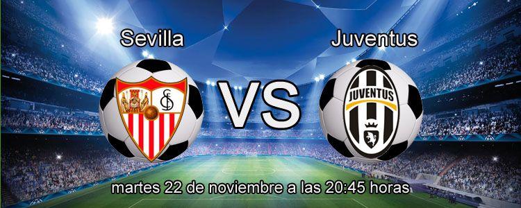 Previa del partido Sevilla - Juventus