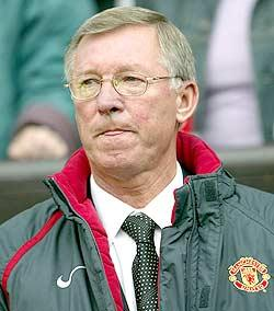 Apuestas Fútbol Ingles: Ferguson le apuntó mal al City