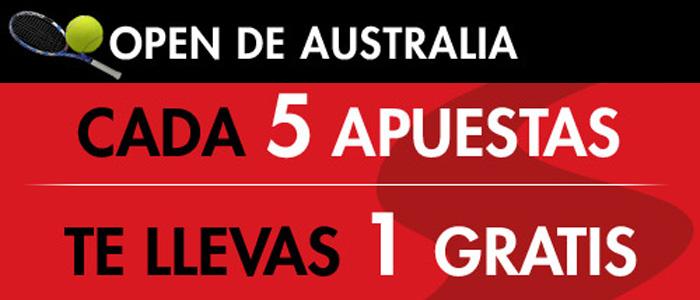 Nueva promoción de Sportium para el Open Australia 2015