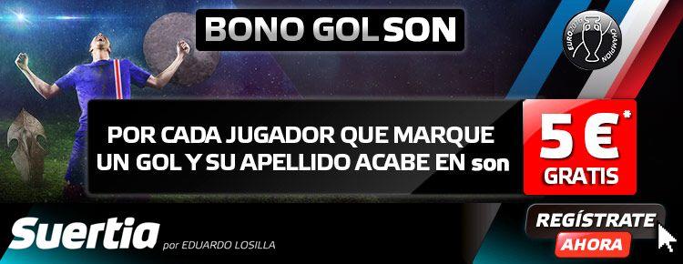 Suertia presenta el nuevo Bono Golson