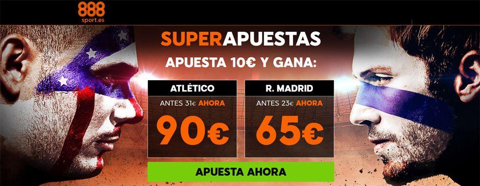 Nueva promoción para el partido Atlético - Real Madrid