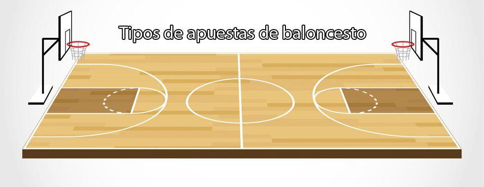 Apuestas Baloncesto: Tipos de apuestas de baloncesto