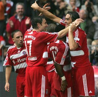 Apuestas Bundesliga: Revivieron el Bayern Munich y Van Gaal