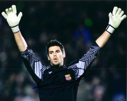 FC Barcelona: Valdés, el arquero maravilla