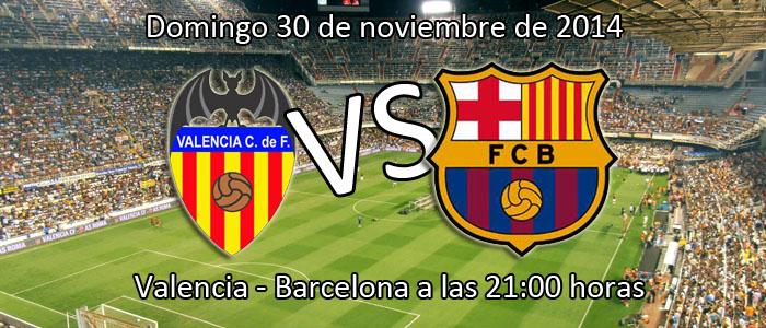 Apuesta con Sportium en el partido Valencia - Barcelona