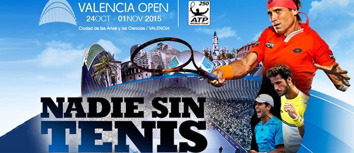 Apuestas Open Valencia 2015