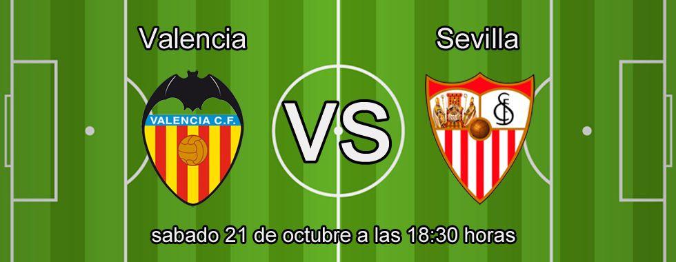 Previa y apuestas: Valencia - Sevilla