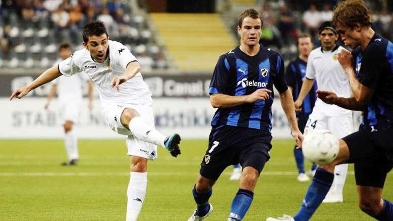 Unibet: Valencia sin sponsor en Noruega