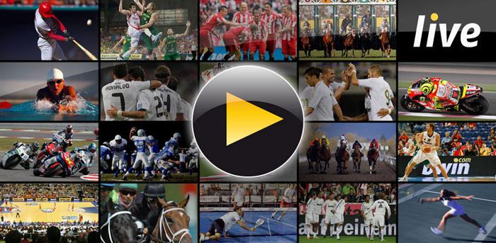 Ver deportes en vivo