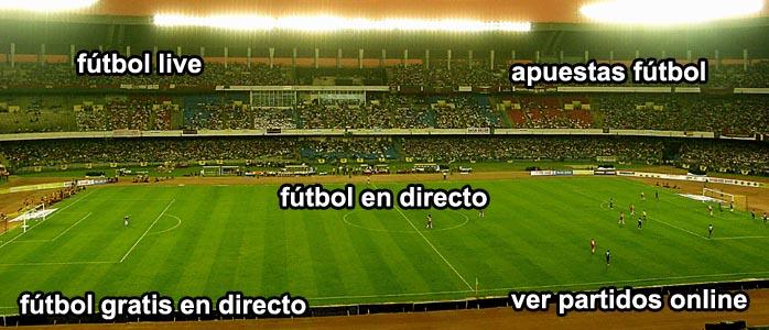 Ver partidos de fútbol en vivo