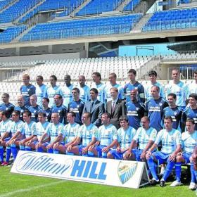 William Hill: Patrocinio del Málaga