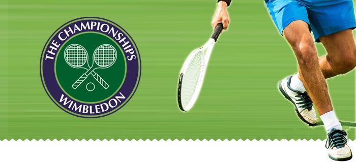 Apuesta en Wimbledon y gana 5€ en dinero real