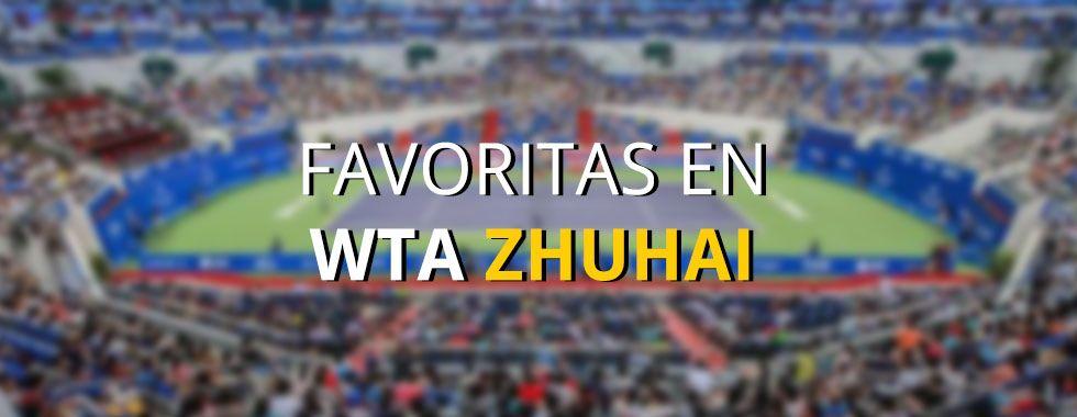 Apuestas WTA Zhuhai